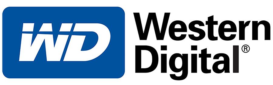 WesternDigital márka logó