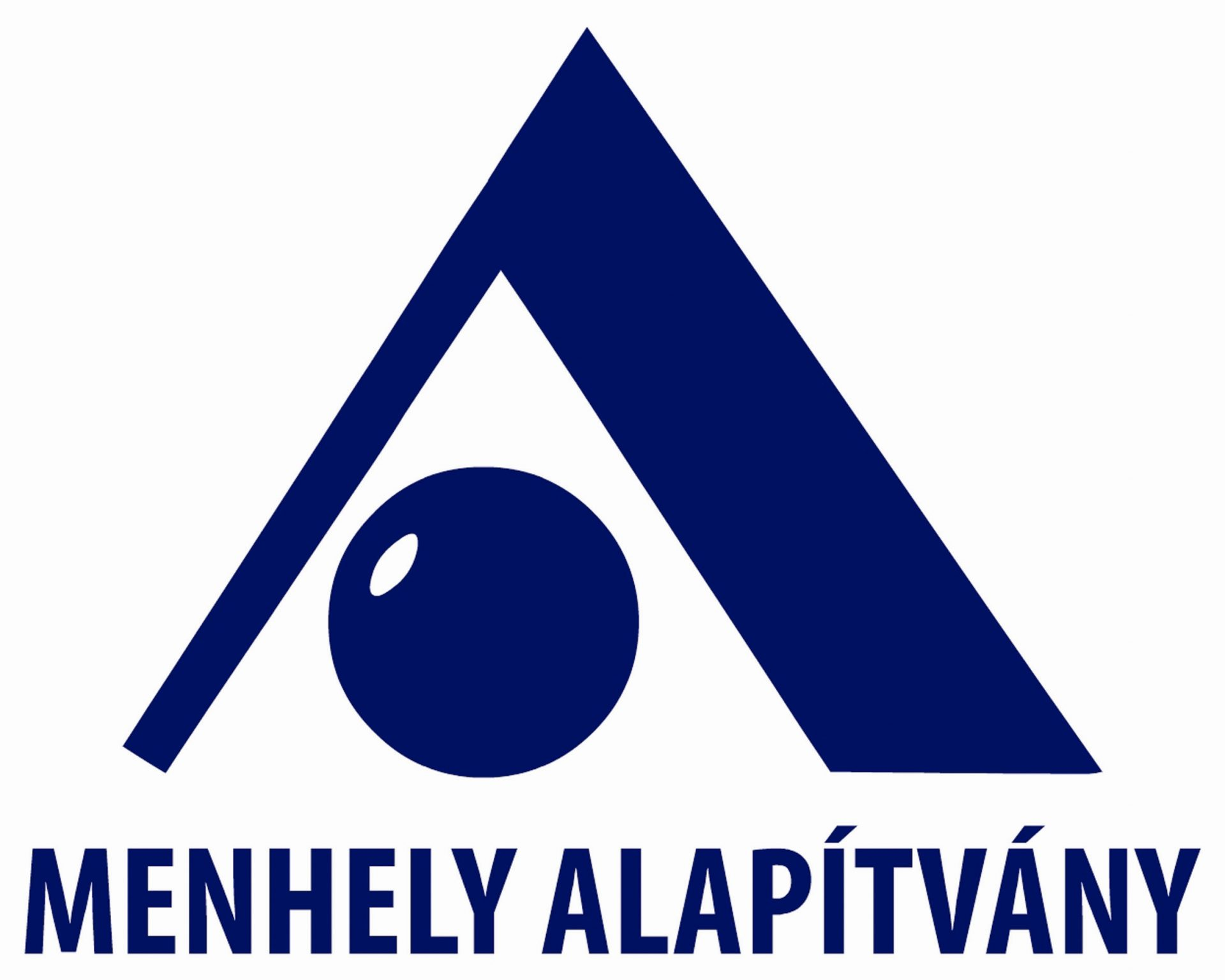 Menhely Alapitvany logo