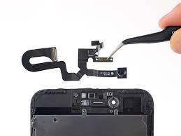 iPhone 7 előlapi kamera cseréje