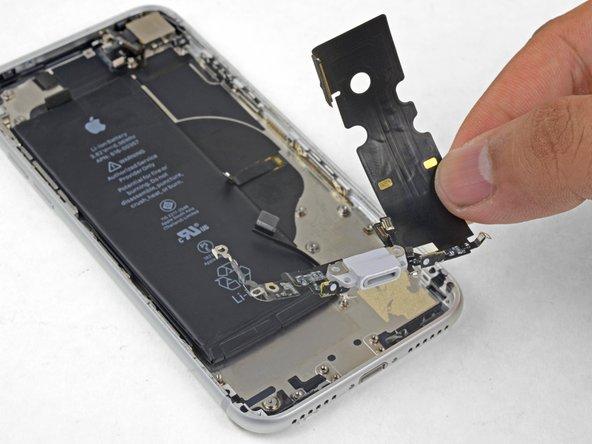 iPhone 8 dock csatlakozó cseréje